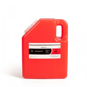Sharps containers product categories sharps assure for Case container 974